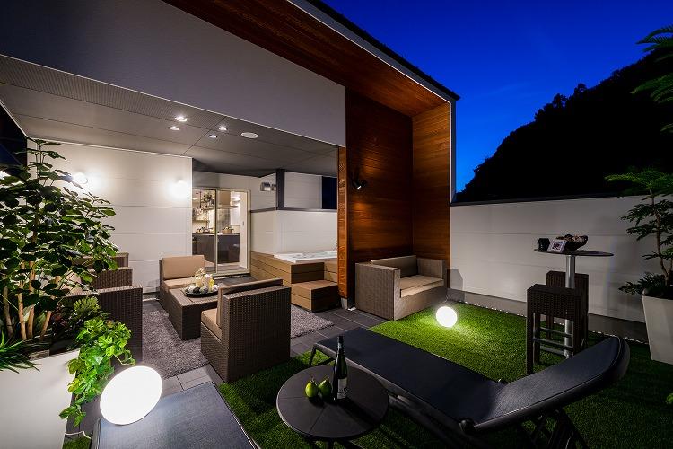建築家の工夫満載の家