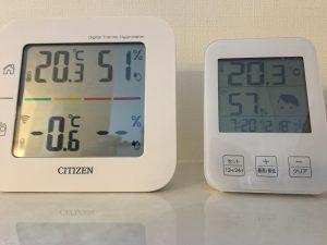今年度の我が家の最も寒かった日!!